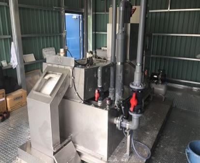 installed-KDS-dewatering-system